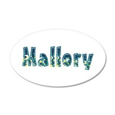 Mallory Under Sea Wall Decal