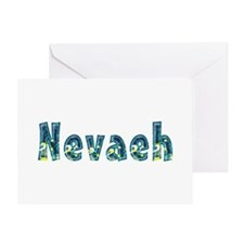 Nevaeh Under Sea Greeting Card