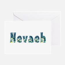 Nevaeh Under Sea Greeting Card