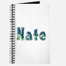 Nate Under Sea Journal