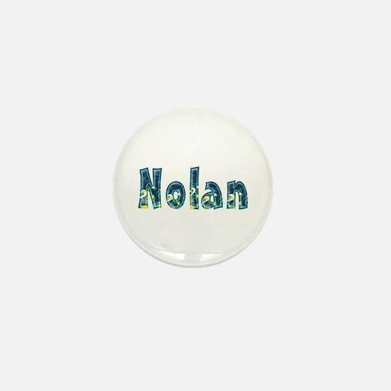 Nolan Under Sea Mini Button