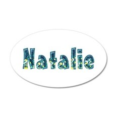 Natalie Under Sea Wall Decal