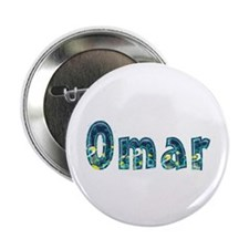Omar Under Sea Button 10 Pack