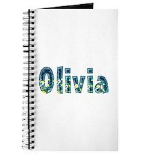 Olivia Under Sea Journal