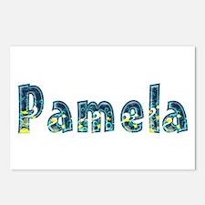 Pamela Under Sea Postcards 8 Pack