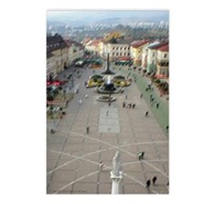 Banska Bystrica Postcards (Package of 8)