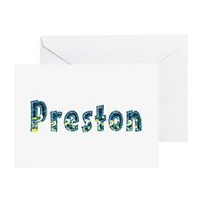 Preston Under Sea Greeting Card