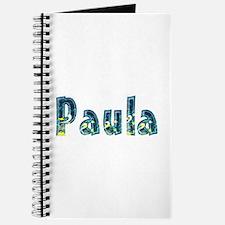 Paula Under Sea Journal
