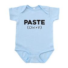 PASTE (Ctrl+V) Infant Bodysuit