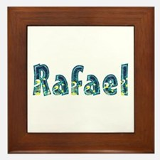Rafael Under Sea Framed Tile