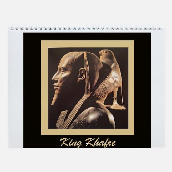 KINGS & QUEENS of KHEMET Wall Calendar