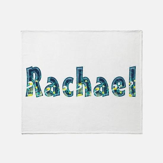 Rachael Under Sea Throw Blanket