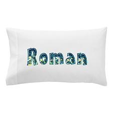 Roman Under Sea Pillow Case