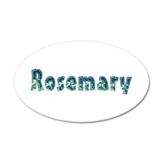 Rosemary Under Sea Wall Decal