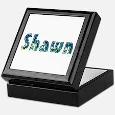 Shawn Under Sea Keepsake Box