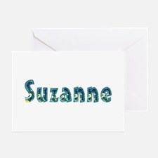 Suzanne Under Sea Greeting Card