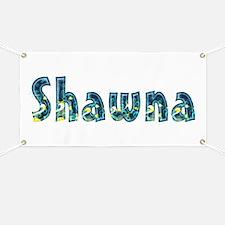 Shawna Under Sea Banner