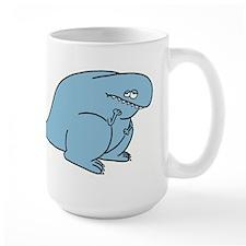 Sad Todd Large Mug