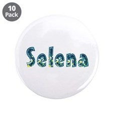 Selena Under Sea Big Button 10 Pack