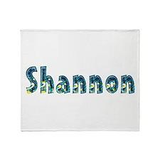 Shannon Under Sea Throw Blanket