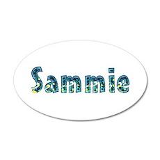 Sammie Under Sea Wall Decal