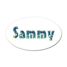 Sammy Under Sea Wall Decal