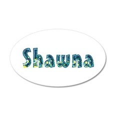 Shawna Under Sea Wall Decal