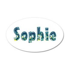 Sophie Under Sea Wall Decal