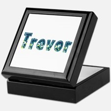 Trevor Under Sea Keepsake Box