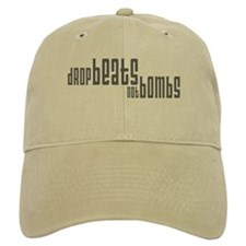 Drop Beats Not Bombs Hat