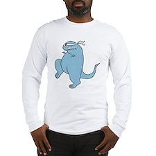 Kung Fu Todd Long Sleeve T-Shirt