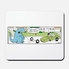 Wrong Tooth Mousepad