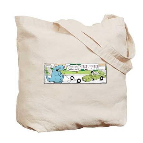 Wrong Tooth Tote Bag