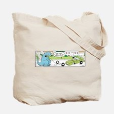 Wrong Tooth Tote Bag