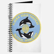Alaska Police Dive Unit Journal