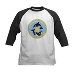 Alaska Police Dive Unit Kids Baseball Jersey