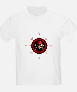 Pirate Compass Rose T-Shirt