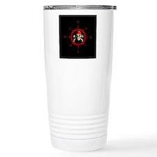 Pirate Compass Rose Travel Mug