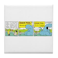 Kiddie Pool Tile Coaster