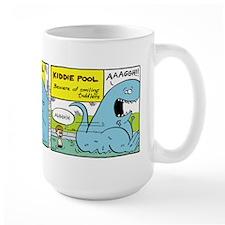 Kiddie Pool Large Mug