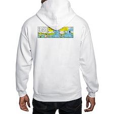 Kiddie Pool Hooded Sweatshirt