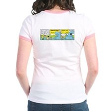 Kiddie Pool Jr. Ringer T-Shirt