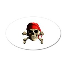 Jolly Roger Wall Decal