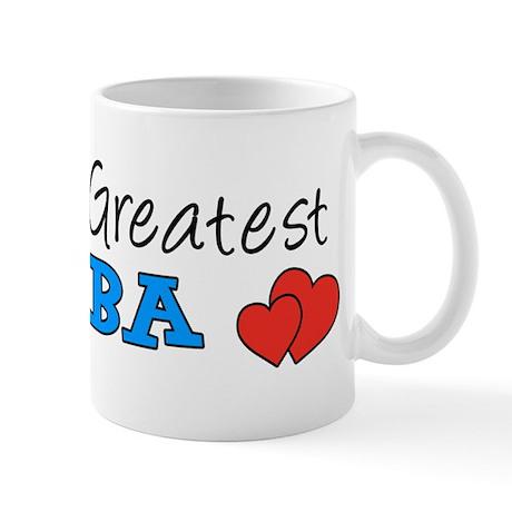 Worlds Greatest Baba Mug