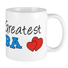 Worlds Greatest Baba Small Mugs