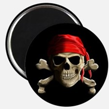 Jolly Roger Magnet
