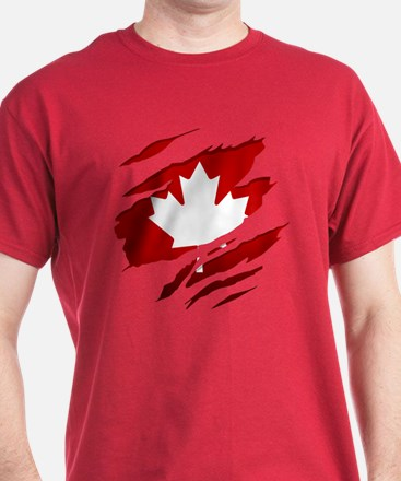 Cute Maple leaf T-Shirt