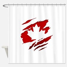 Cute Toronto Shower Curtain