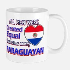 Paraguyan Wife Designs Mug