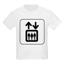 Elevator Kids T-Shirt